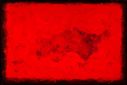 H and E Stain 3162 Oil on Canvas Sam Roloff 60x40 inches 2012