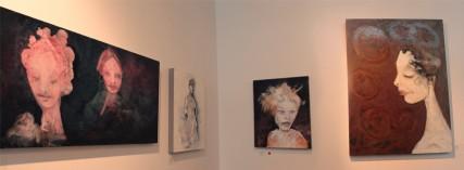 Prima Salon Sam Roloff Art Show 2012